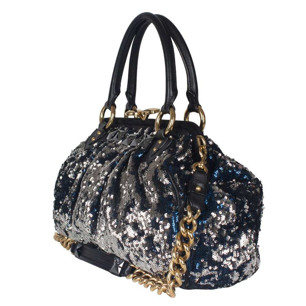 Marc Jacobs Rocker Sequin Stam Bag lCJQgx6E