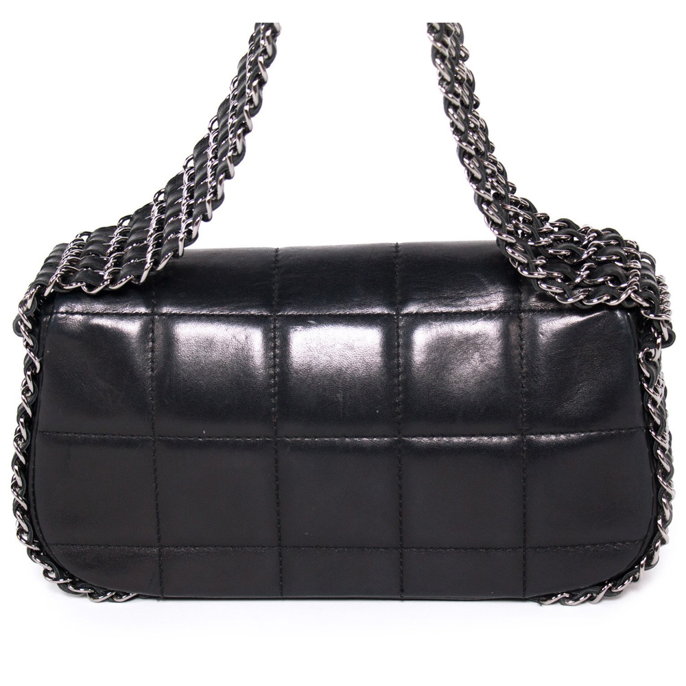 quilted the products susu leather black boxy handbags manhattan quilt bag